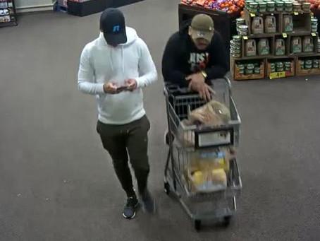 Katy Skimmer Suspects Using Credit Card Info Stolen from Elderly Victim