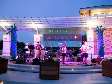 Central Green Park Announces Free Concert Series for March