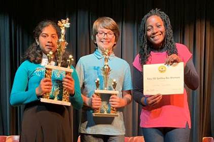 Katy ISD Spelling Bee 2019 Winners