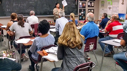Katy ISD Community Education Courses Filling for Spring 2019
