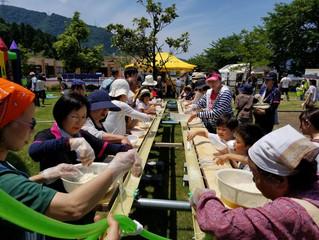 永平寺町で「ふれ愛フェスタ2018」