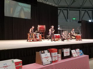 鯖江村田製作所のイベントを丸ごと引き受けました。