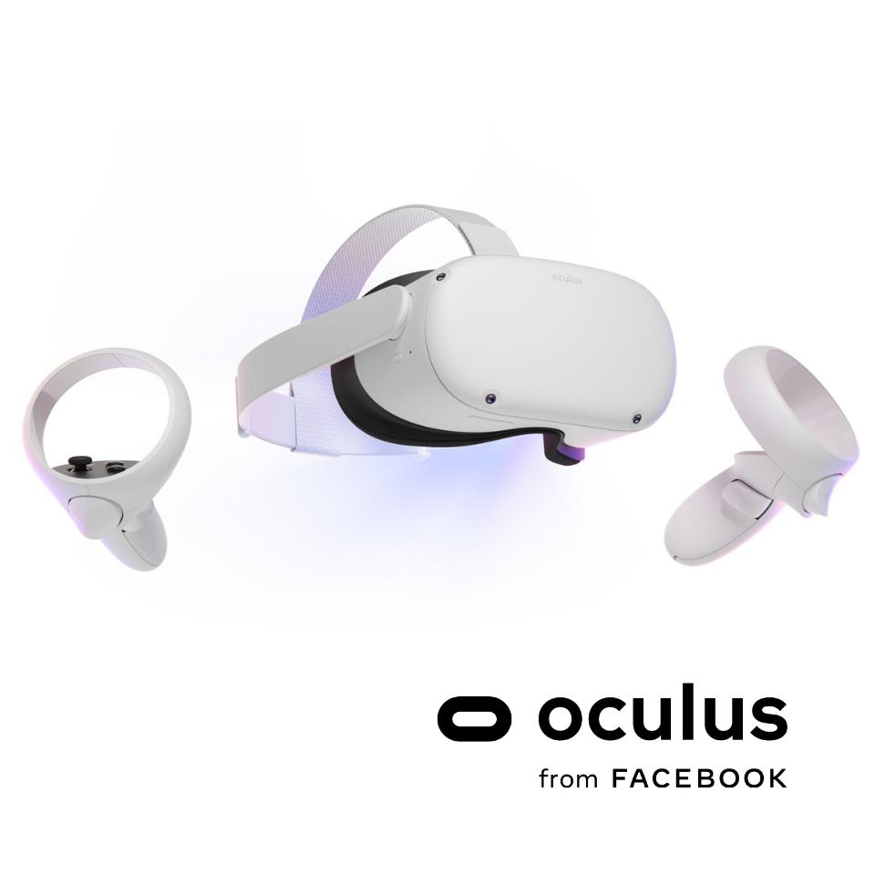 Oculus Quest 2 Kablosuz VR Gözlüğü