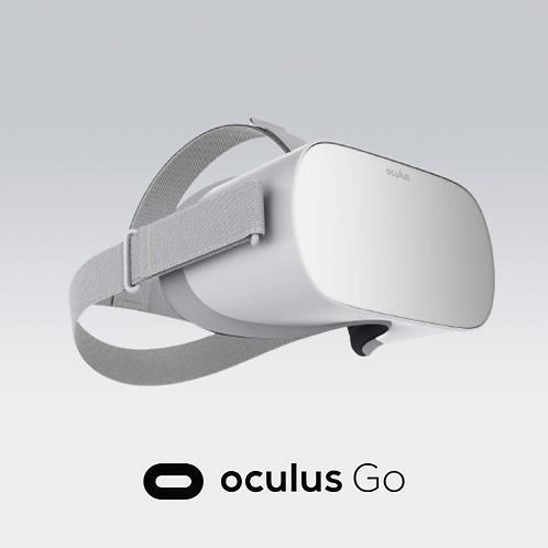 Oculus Go, Oculus, Sanal Gerçeklik, VR