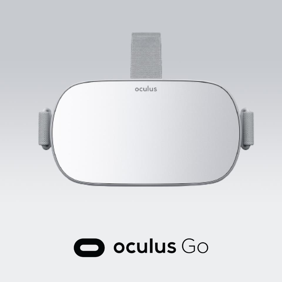 Oculus Go Kablosuz VR Gözlüğü