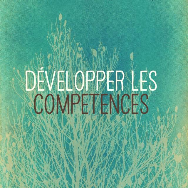Developper les competences