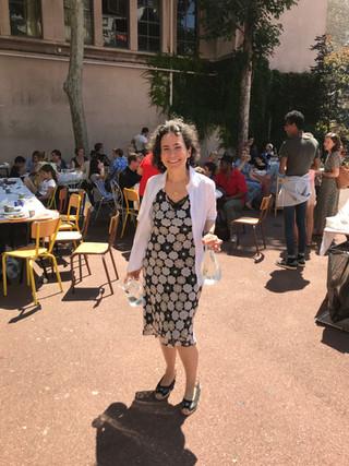 Déjeuner de fin d'année du catéchisme 24/06/2020 et barbecue d'été des salariés de la parois