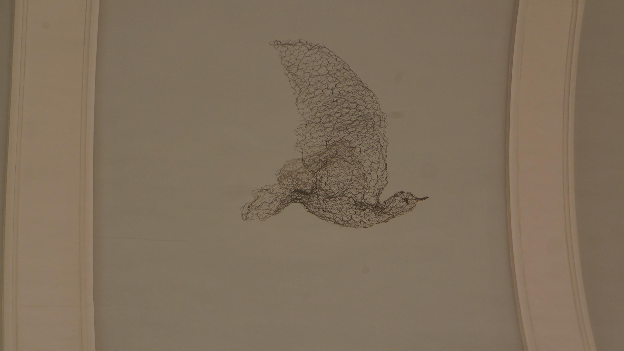 DSC00027 la colombe  ( Pauline Ohrel)