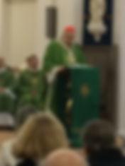 Cardinal André Vingt-trois/Fête Patronal 15 janvier 2017