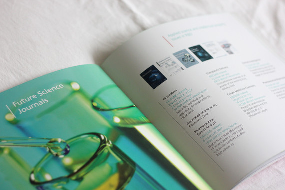 Future Science Group Catalogue