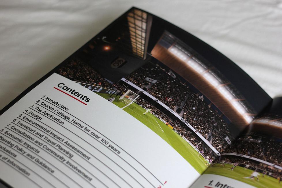 Fulham FC Planning Summary