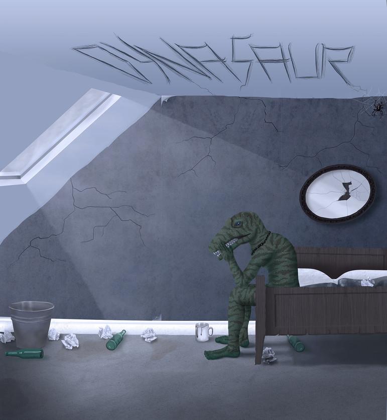 Dynasaur cover art
