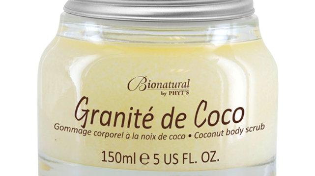 Gommage corporel à la pulpe de coco