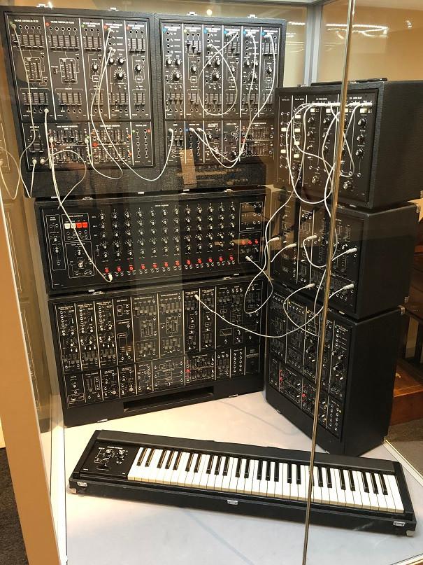 Roland System 700 Modular Synthesizer