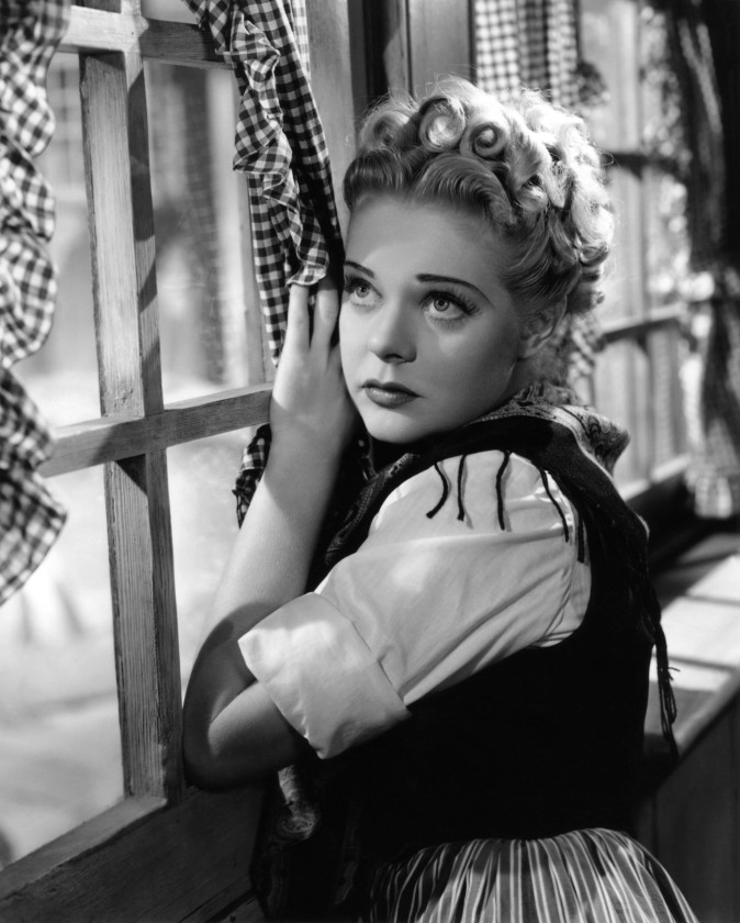 Picture of Alice Faye