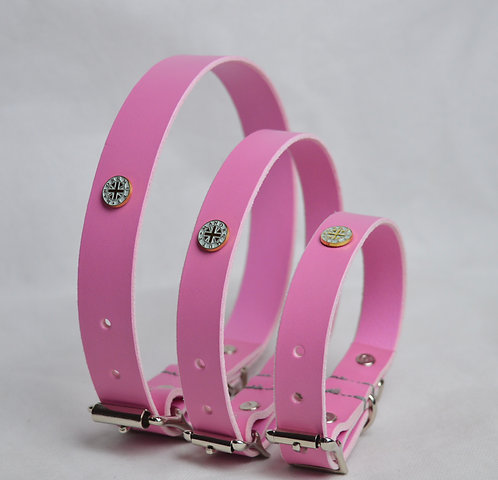 CANDY PINK LEATHER