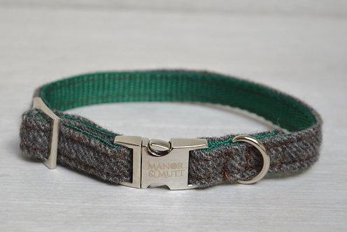 Dinky Dog Tweed Collar