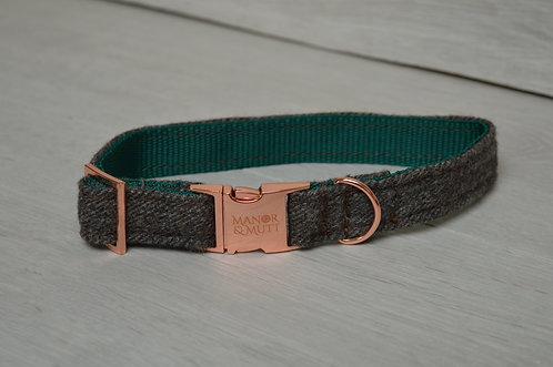 TWEED & GREEN COLLAR