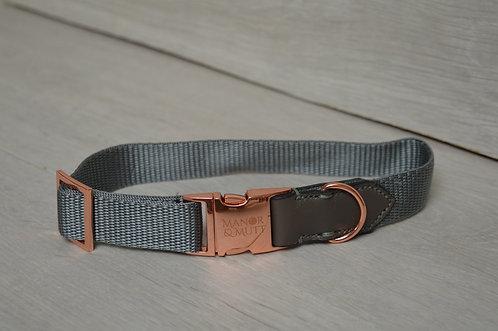 Sandon Grey Collar Medium