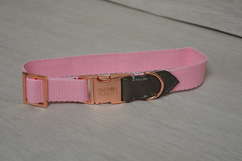 Pink Sandon Collar Medium