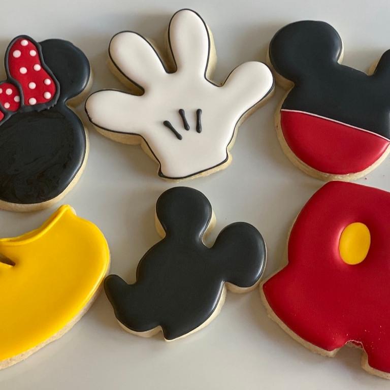 Mickey/Minnie Beginners Workshop