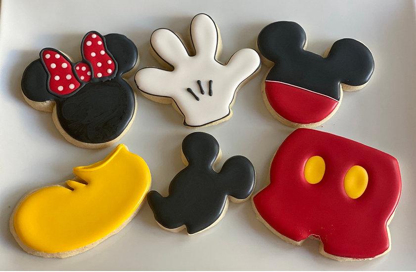Mickey/Minnie Themed Beginners Workshop
