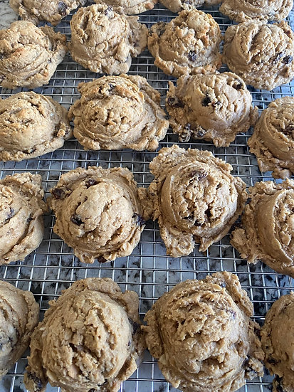 DOZEN-Oatmeal Raisin Cookies