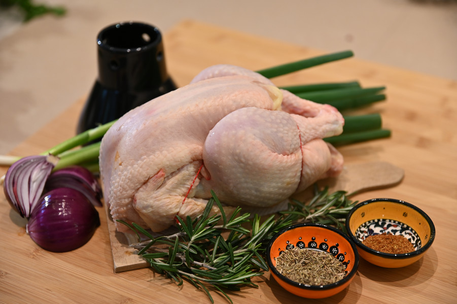 Whole farm chicken