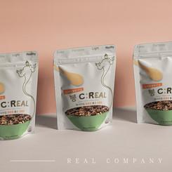 봉C:REAL 패키지 디자인