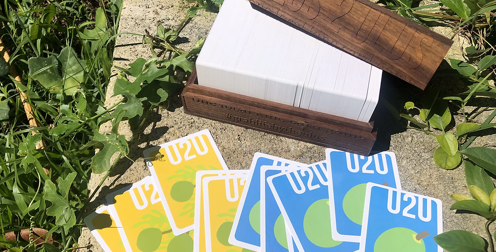 LIMITED EDITION: U2U Basic Deck in La'au