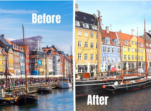 Copenhagen Without Tourists | Coronavirus Denmark