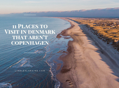 11 Places to Visit in Denmark (That Aren't Copenhagen)