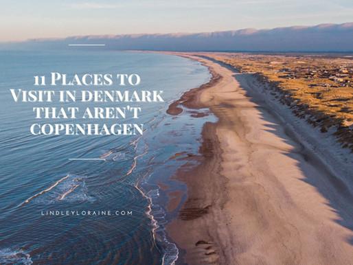 11 Places to Visit in Denmark (That Aren't Copenhagen)