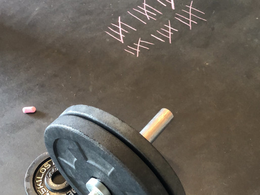 Six Reasons I Love CrossFit
