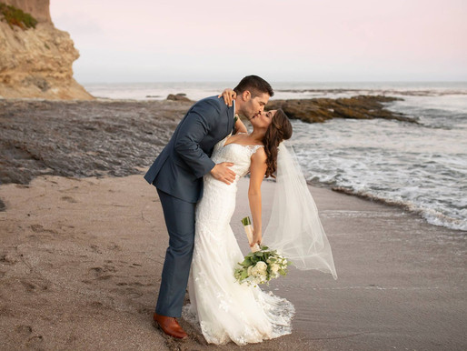 What to Know When Planning a Destination Wedding | Lauren + Steven | Pismo Beach, CA