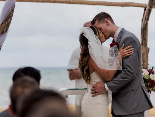 A Photo Diary of Our Wedding Day | Playa Del Carmen