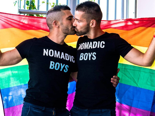 Visit London | with the NOMADIC BOYS Gay Travel Blogger Stefan Arestis