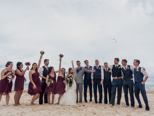 A 10-Step Guide to Planning the Perfect Destination Wedding | Playa Del Carmen, México