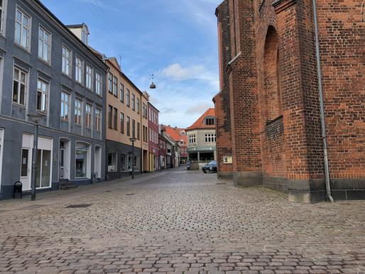 Tour Our Apartment: Denmark Week 1