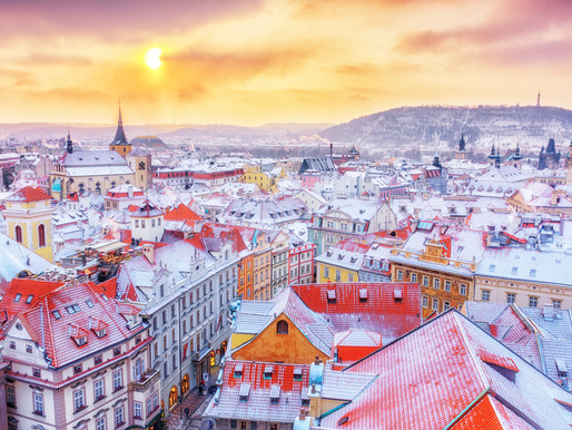 3 Things to See in Prague, Czech Republic | Prague in December
