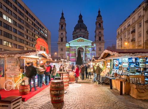 Best European Christmas Market for 2020 | Christmas in Budapest | Visit Budapest