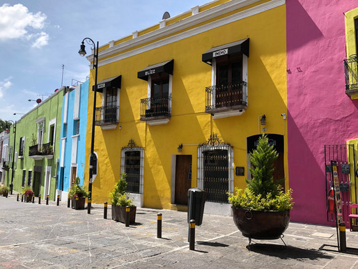 5 Things to See in Puebla, México