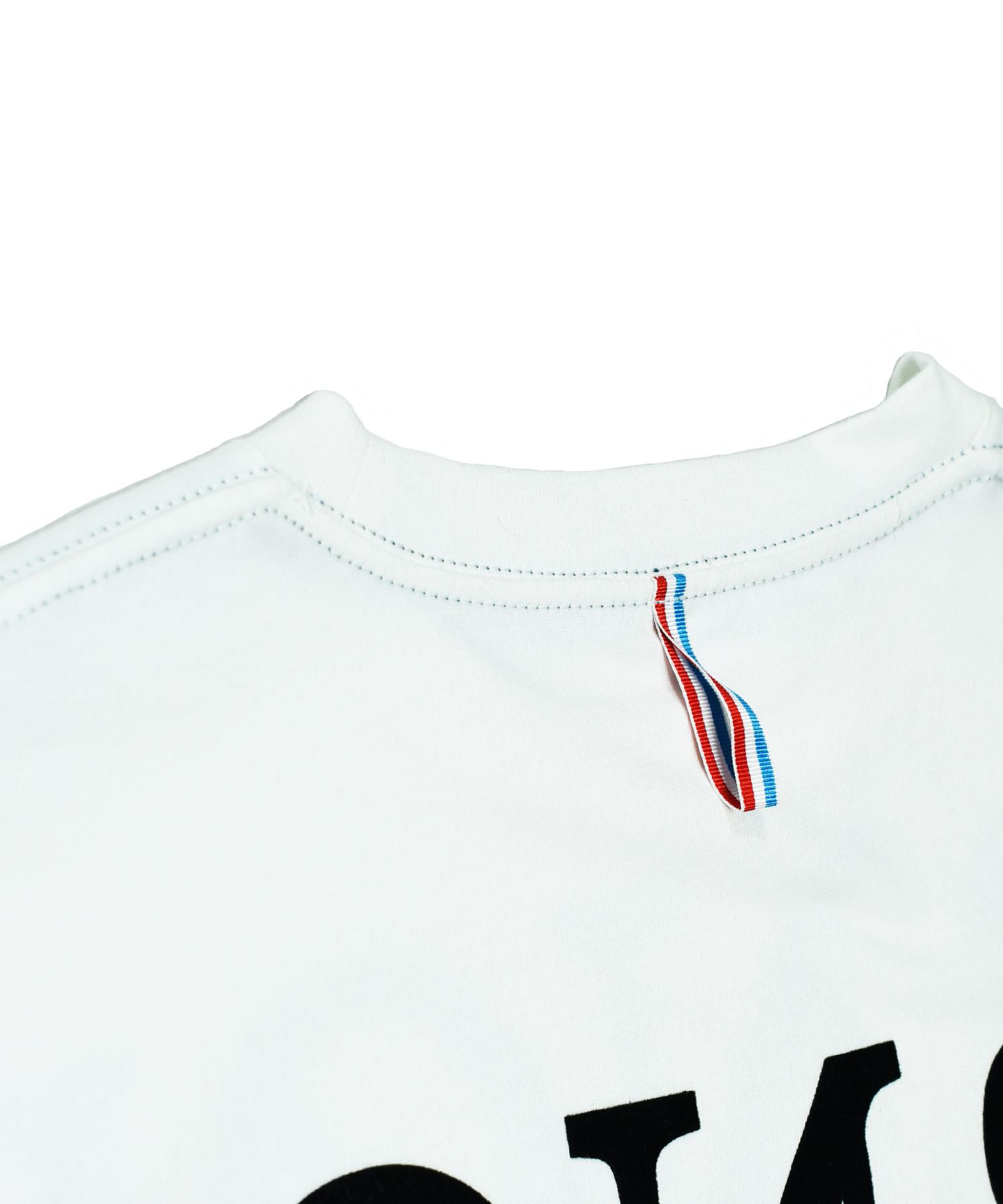 ビックシルエットフットボールT-シャツ06