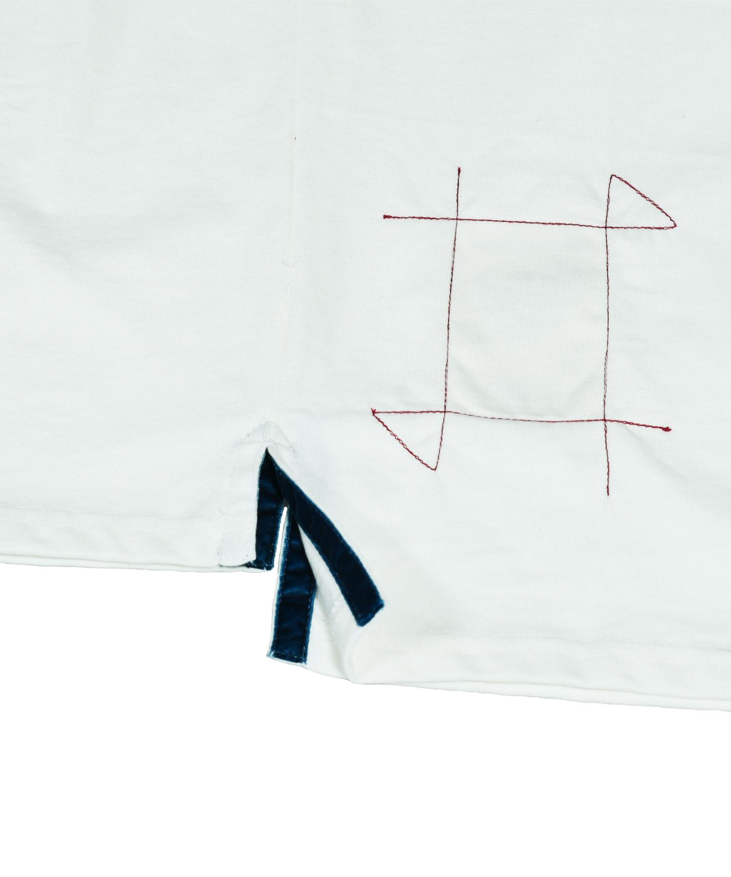 ビックシルエットフットボールT-シャツ05