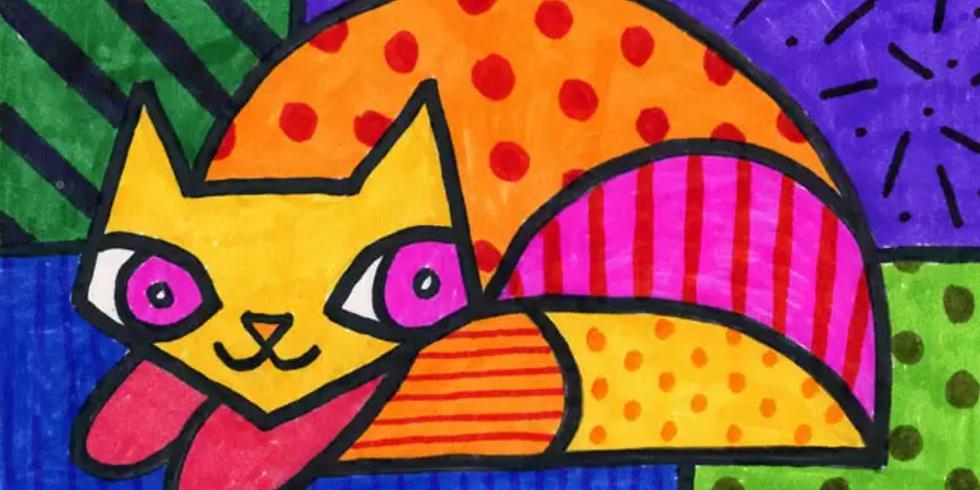 Bilingual KIDS ART AND CULTURE CLASS / CLASE DE ARTE Y CULTURA PARA NIÑOS Bilingue TUESDAY 3:00 pm (PST)