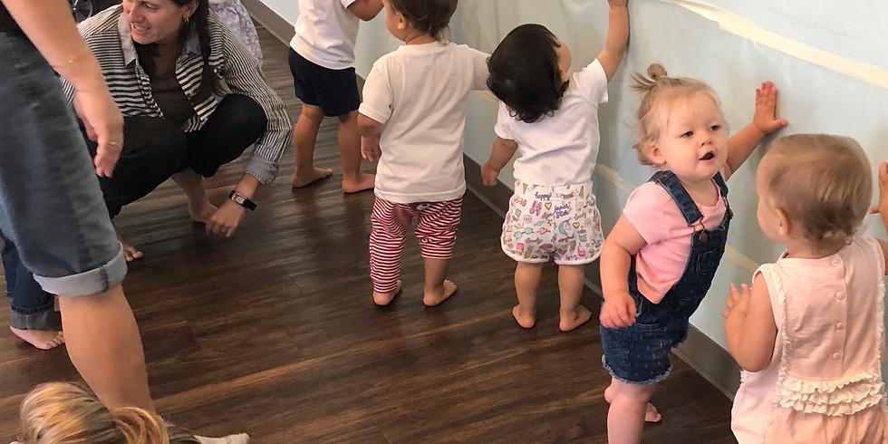 Bilingual Play & Learn (English-Spanish)
