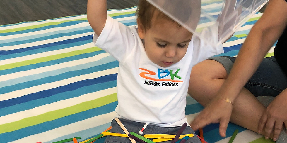 LEARNING TO PLAY at Babies in Bloom