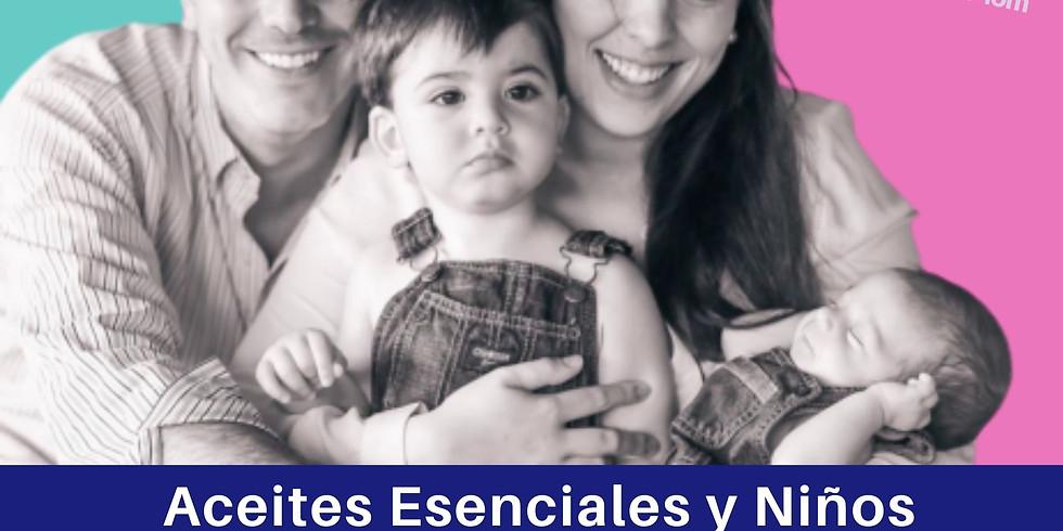 Aceites Esenciales y Niños (Spanish Event)