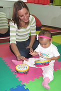 music class for babies