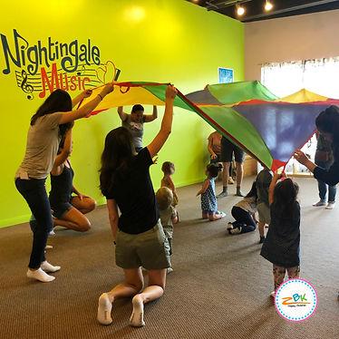 Nightingale Music School, La Jolla
